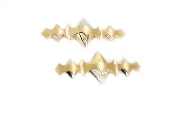 Gold Plated Rank - 18K Gold