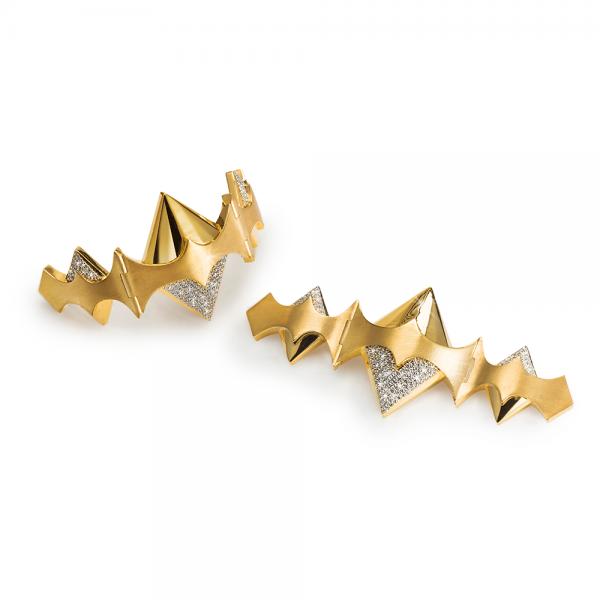 Diamond Rank 18K Gold