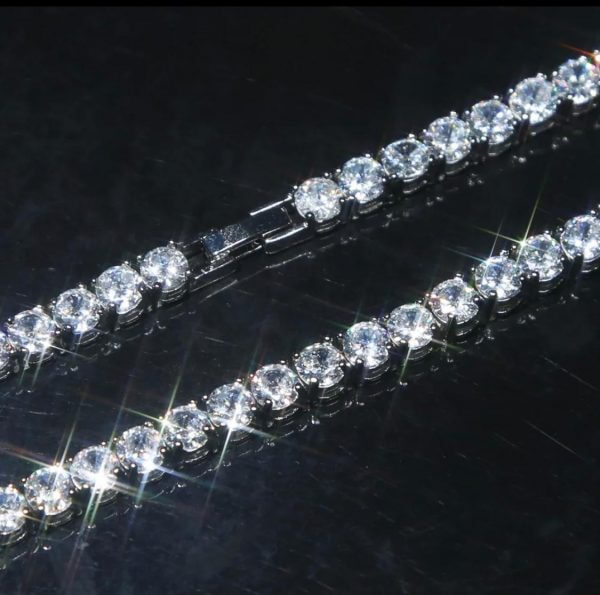 Stone Anklet Chain
